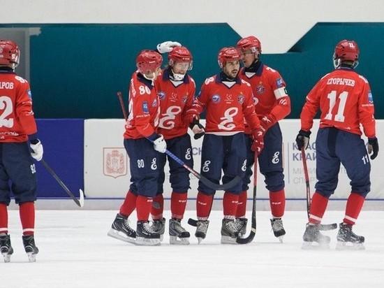 Капитана ХК «Енисей» отстранили на 10 матчей за критику судей