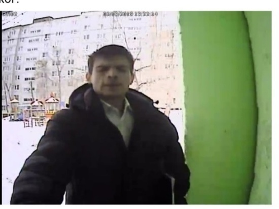 Полиция Оренбурга разыскивает вандала