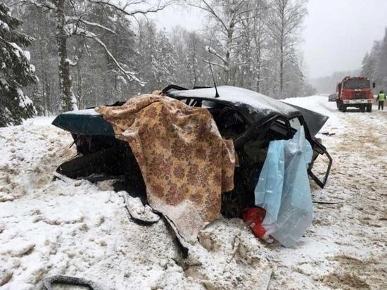 Спустя два месяца еще одну жизнь унесло ДТП на трассе Иваново - Родники