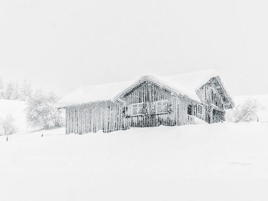 В Бурятии ожидаются сильные снегопады