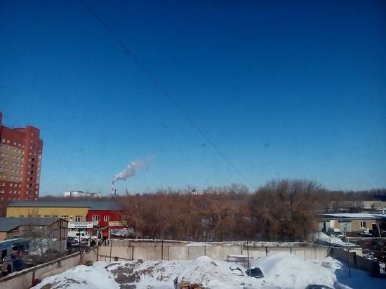 Оренбург вошел в число городов с самым грязным воздухом