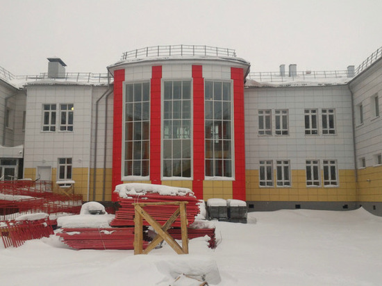 В сентябре в селе Восяхово откроется современная школа-интернат