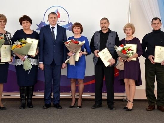 Коллектив «Росводоканал Оренбург» принял поздравления с профессиональным праздником