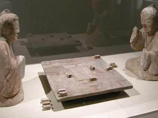 В Китае нашли забытые правила древней настольной игры