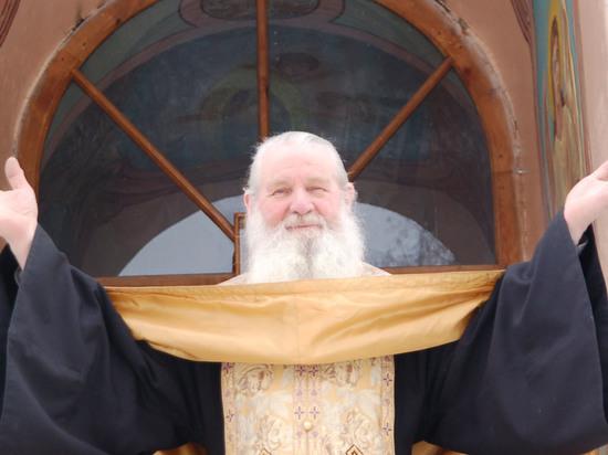 В Саранске простились с одним из старейших священнослужителей