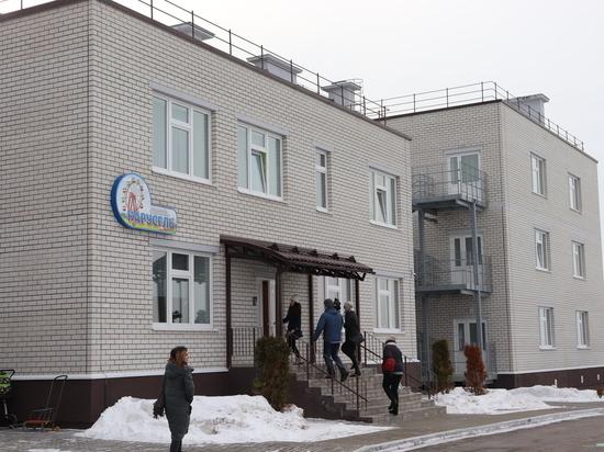 Ещё один построенный по федеральной программе детсад заработал в Калуге