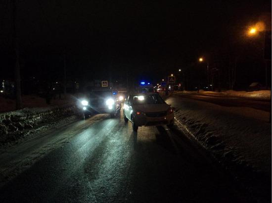 Водитель покалечил пешехода на нерегулируемом переходе в Архангельске