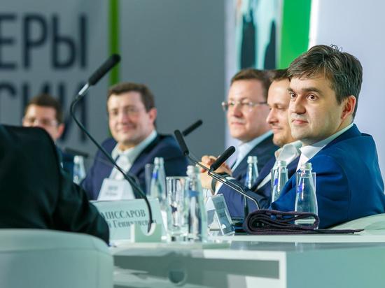 Губернатор Ивановской области встретился с будущими «Лидерами России»