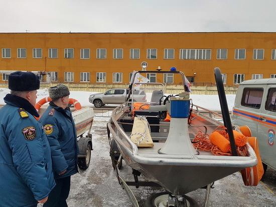 В Смоленске проверили готовность спасателей к паводку