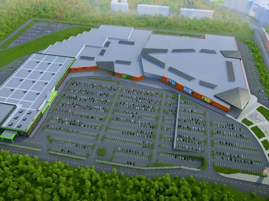 Лучше чем пустырь: на публичных слушаниях утвердили проект нового челябинского ТРК