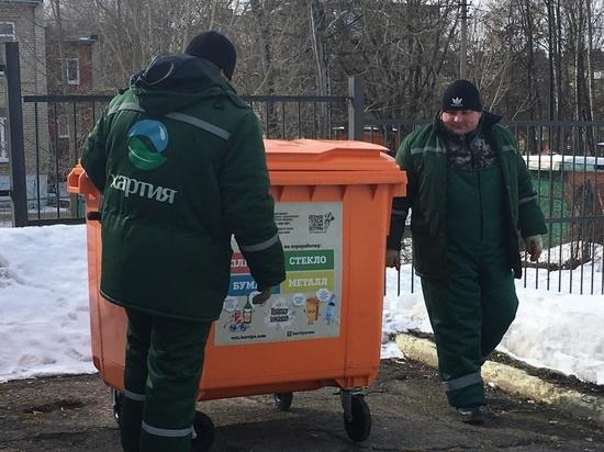 Тульским школьникам объяснили важность раздельного сбора мусора