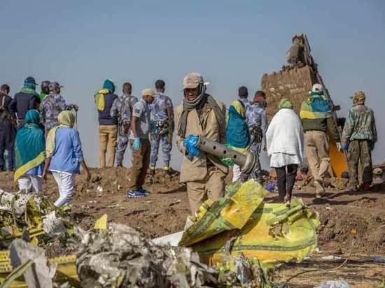 В катастрофах Boeing в Эфиопии и Индонезии нашли сходство