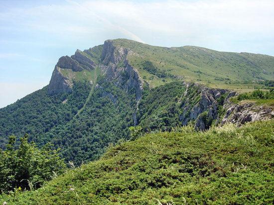 В горах Крыма возможны лавины - МЧС