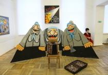 В Нижегородском выставочном комплексе открылась выставка «Восход нового солнца»