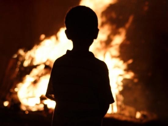 Устанавливаются причины гибели детей в калмыцком селе
