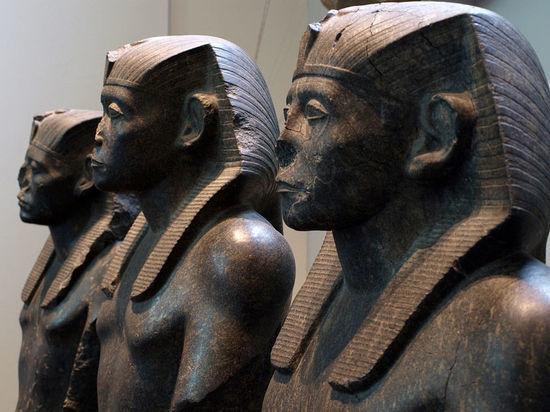 Российские ученые высказались насчет «тайны» отколотых носов египетских статуй