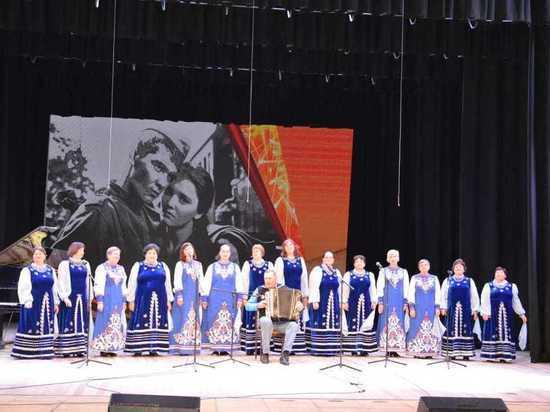 В Железноводске свыше 600 хористов воспевали Великую Победу