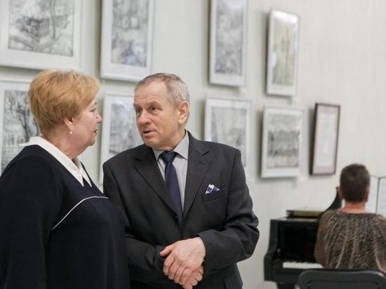В Саранске открылась выставка рузаевского графика