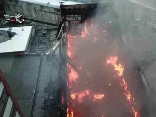 Сгорел весь тираж научных трудов бывшего директора музея Андрея Рублева