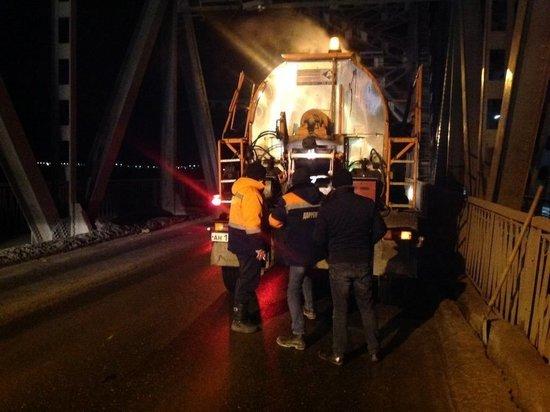 В Ульяновске отремонтируют вторую полосу Императорского моста