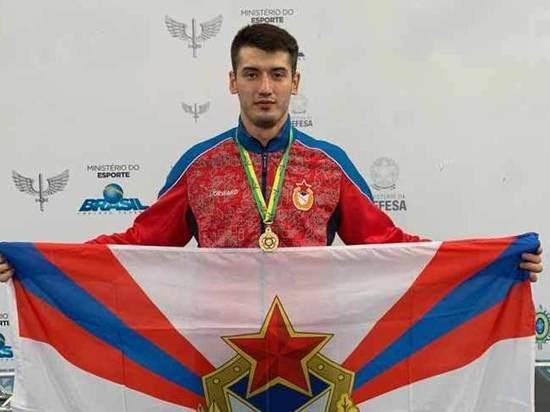 Российский тхеквондист Рафаэль Камалов стал спортсменом года