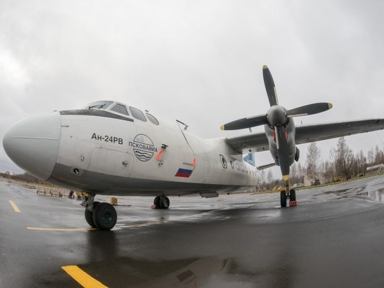 Росавиация аннулировала сертификат эксплуатанта «Псковавиа» - Интерфакс