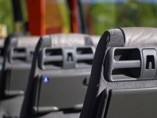 По Кемерову ездит «умный» автобус, который пересчитывает пассажиров