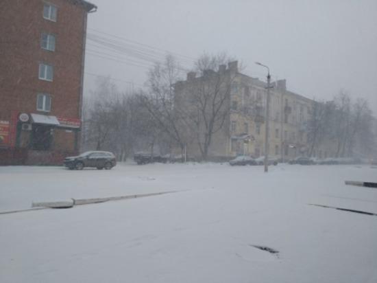 В Смоленске 16 марта будет ветрено и дождливо