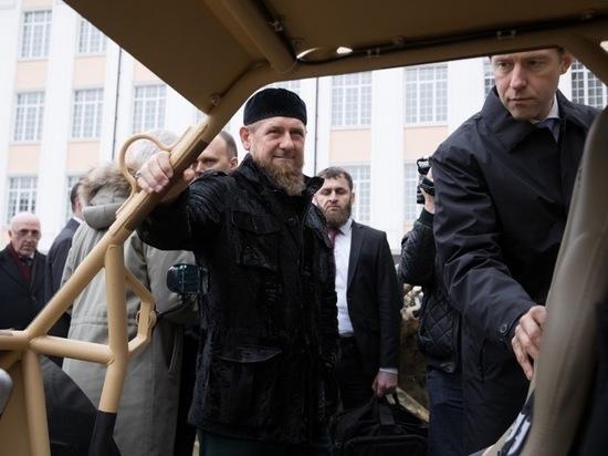 Промышленность Чечни получит поддержку федерального центра