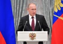 Кремль анонсировал визит Путина в Крым