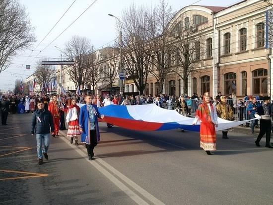 Крымчан уже меньше 2 млн., а средняя зарплата у них под 30 тысяч