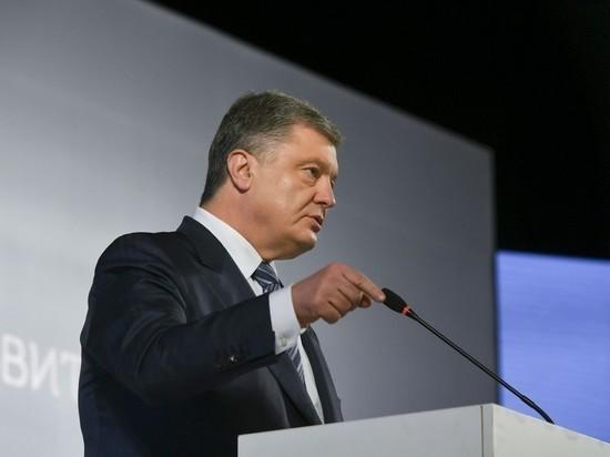 Порошенко: вопрос по миротворцам будет решаться после выборов