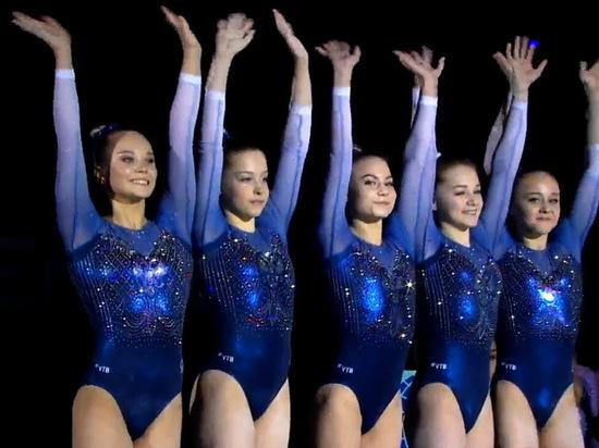 Гимнастка из Воронежа завоевала «серебро» на турнире в Германии