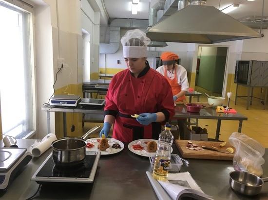 В Мурманске завершились соревнования юных поваров и кондитеров