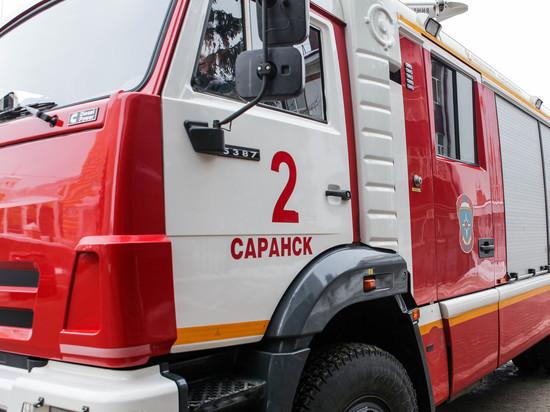 В Саранске из горящей квартиры спасли обгоревшего пенсионера