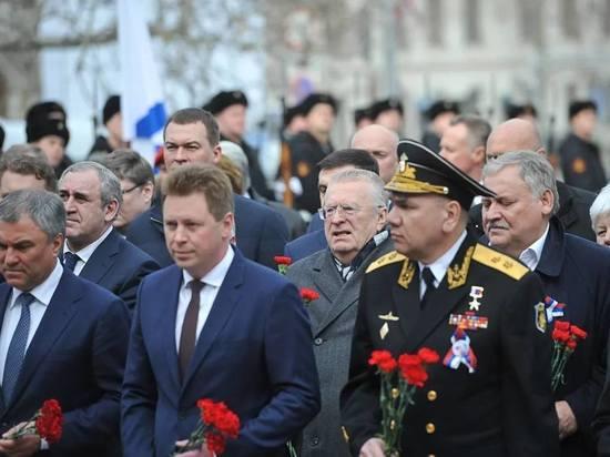 ЛДПР: 27 лет борьбы за Крым