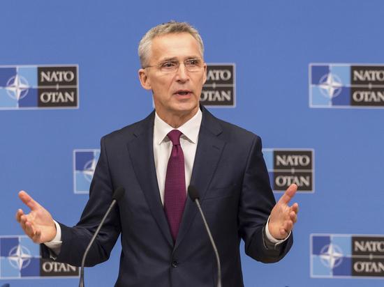 НАТО призвало Россию