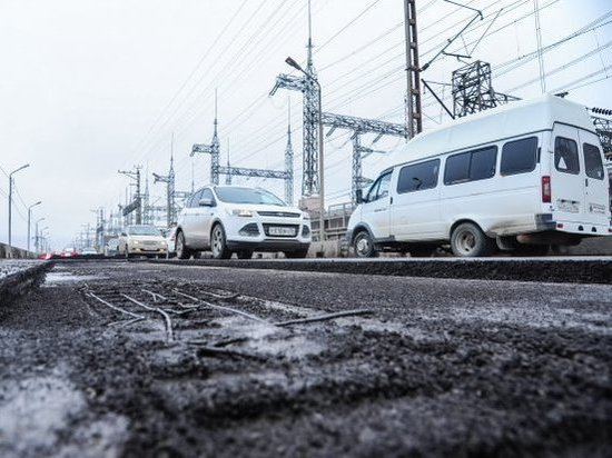 Мост через Волжскую ГЭС починят в три этапа