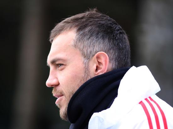 Дзюба будет капитаном сборной России в ближайших матчах