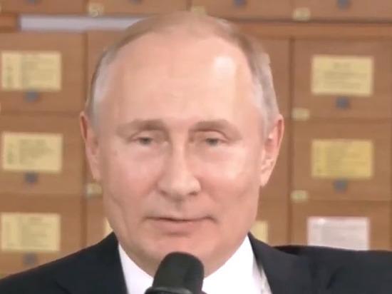 Путин пошутил про нехватку денег у евреев