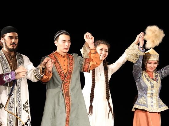 Студенты из СНГ привезли в ГИТИС свои спектакли