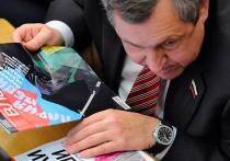 «Справедливая Россия» — непартия, а лоскутное одеяло