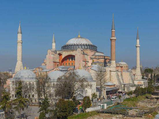Эрдоган выступил против превращение собора Святой Софии в мечеть