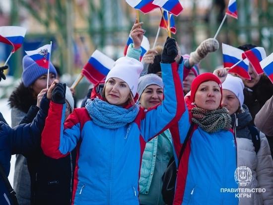 В Югре наступила «Крымская весна»