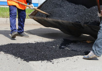 Новосибирский губернатор призвал активно проводить ямочные ремонты