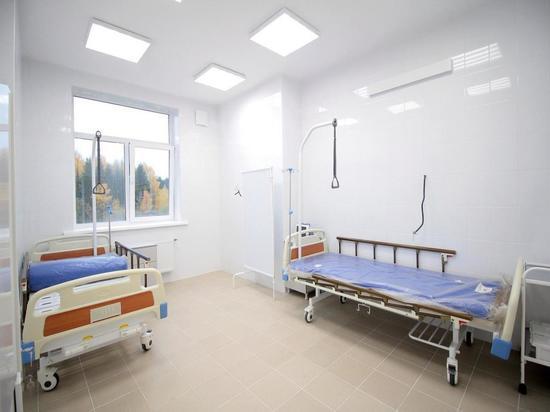 На ремонт больниц Тверской области направят более 60 миллионов