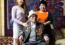 Знаменательное событие состоялось в Бишкеке – ветеран Великой Отечественной войны и труда Токой Садыров отпраздновал свой 100-летний юбилей