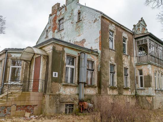 Пустующая «инфекционка» Cоветска: дом — с молотка, больных — куда попало