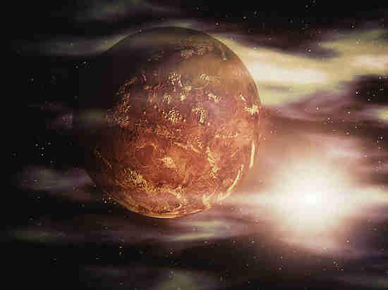 Российский зонд поищет жизнь на Венере