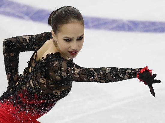 Алина Загитова выступит последней в короткой программе